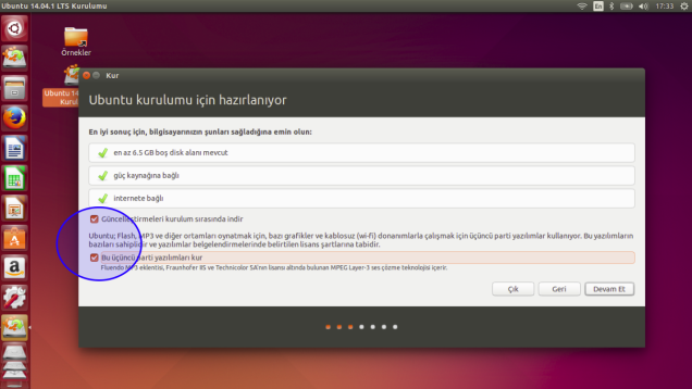 ubuntu kurulumu 4